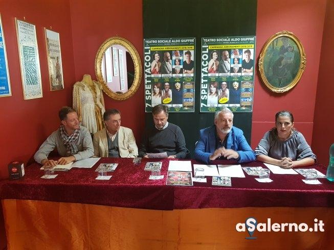 I grandi nomi del teatro italiano fanno tappa a Battipaglia - aSalerno.it