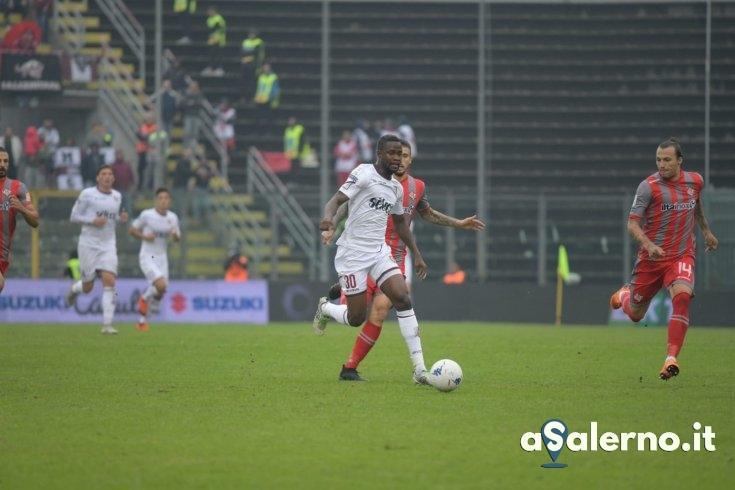 Salernitana, grigio primo tempo a Cremona: 0-0 - aSalerno.it