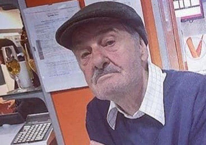 Scomparso a Torrione storico cassiere di Specialità Bavaresi: l'appello dei familiari - aSalerno.it