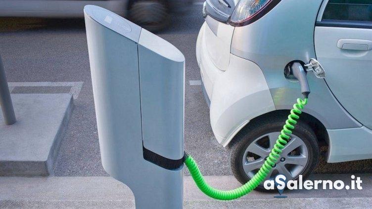 Baronissi: arrivano le colonnine per le auto elettriche - aSalerno.it