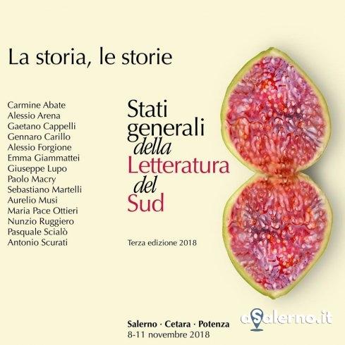 Stati Generali della Letteratura del Sud, pronta una nuova edizione - aSalerno.it