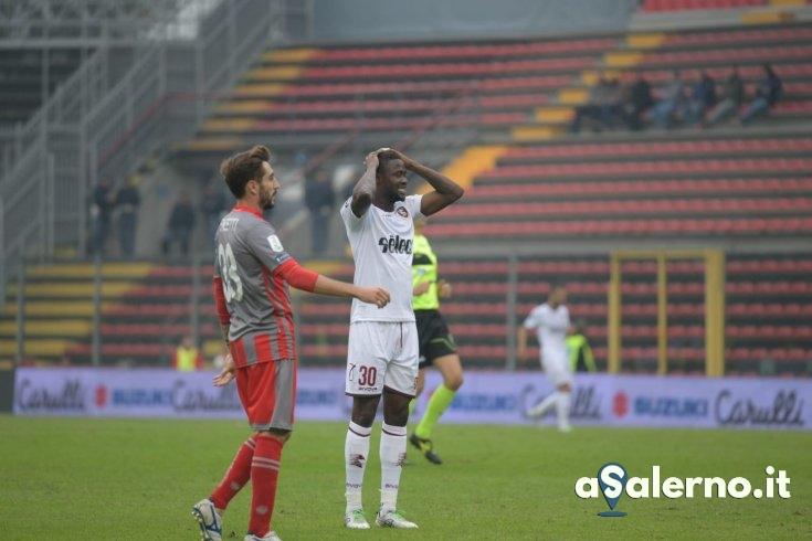 Salernitana, grigio 0 a 0 contro l'imbattuta Cremonese - aSalerno.it