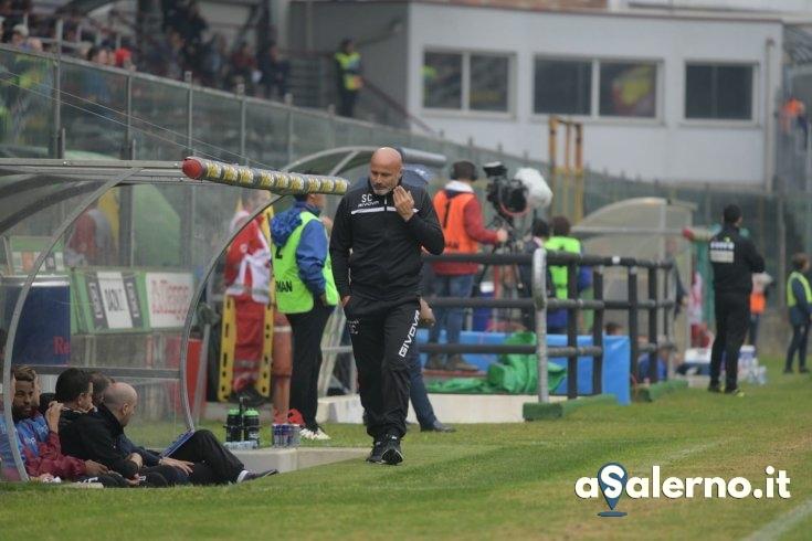 Colantuono, il risultato premia gli sforzi del gruppo: l'arbitro no - aSalerno.it