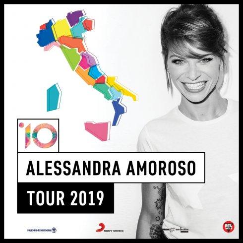 Alessandra Amoroso raddoppia ad Eboli: nuova data al PalaSele - aSalerno.it