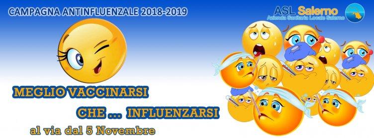 Influenza, al via la campagna vaccinale dell'Asl di Salerno - aSalerno.it