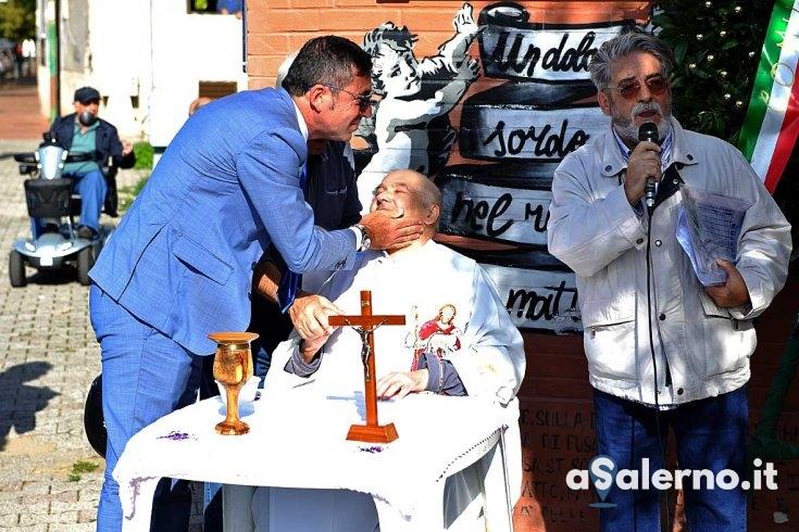 Quel dolore sordo.. nel risveglio del mattino: Salerno ricorda le vittime dell'alluvione - aSalerno.it