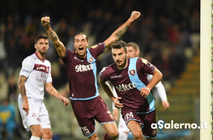 Salernitana, lo scherzetto e' di Bocalon: Livorno sotto (1-0 pt) - aSalerno.it