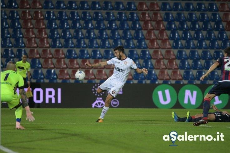 Salernitana, non basta il morso di Bocalon: 1-1 a Crotone - aSalerno.it