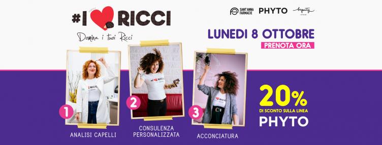 I Love Ricci: l'evento Phyto dedicato a tutte le ricce - aSalerno.it