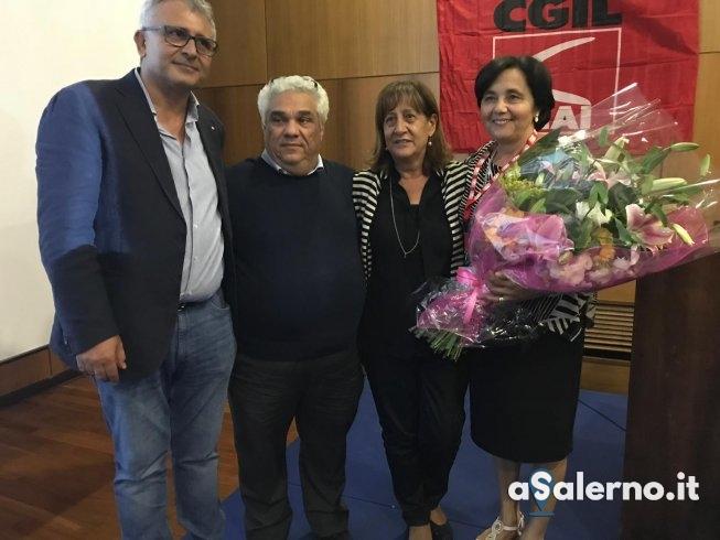 Flai Cgil Salerno: Giovanna Basile riconfermata alla guida della categoria - aSalerno.it