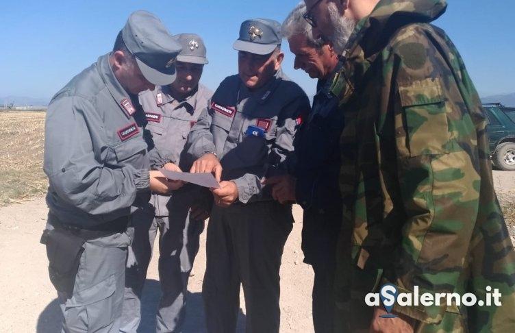 Caccia fuori periodo nel Salernitano: sequestrato fucile a cacciatore – LE FOTO - aSalerno.it