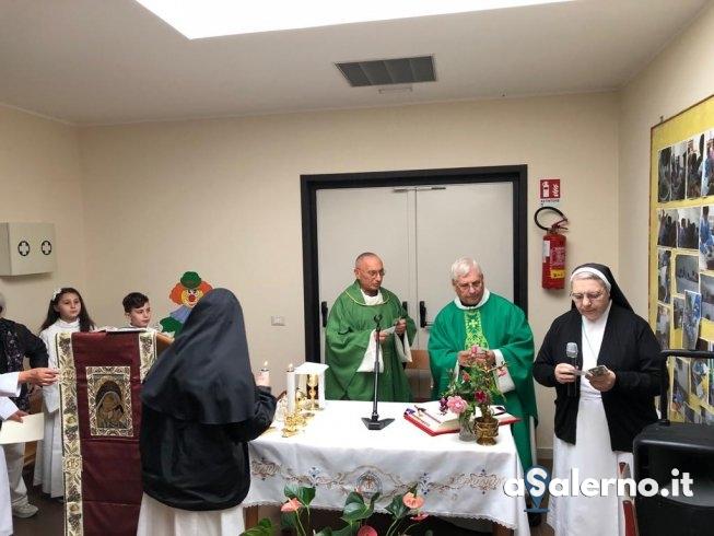 Santomenna: Inaugurato il primo centro di aggregazione religioso dell'Alto Sele - aSalerno.it