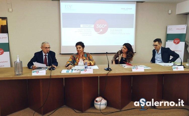 EXPORT 360°: 80 partecipanti in rappresentanza del tessuto imprenditoriale del centro-sud - aSalerno.it