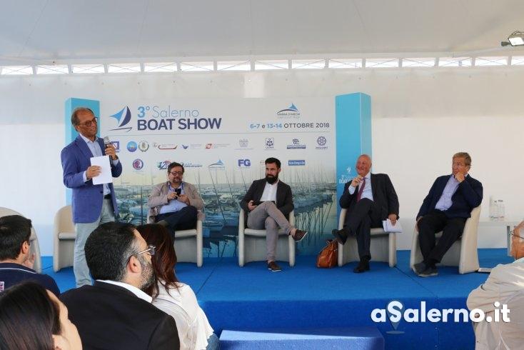 """La proposta da Salerno: """"Un brand unico che riunisca tutti i porti turistici campani"""" - aSalerno.it"""