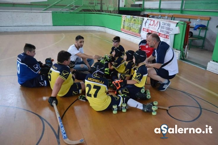 Roller Salerno: open day al PalaTulimieri per hockey, corsa e pattinaggio artistico - aSalerno.it