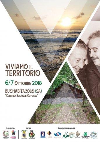 """Buonabitacolo, ecco """"Viviamo il Territorio"""" - aSalerno.it"""