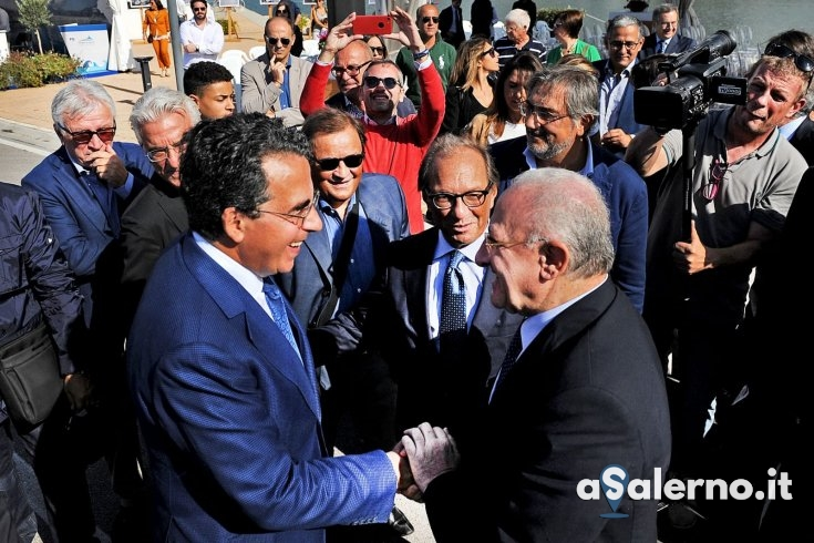 "Calatrava al Marina d'Arechi: ""L'opera può essere completata"" – FOTO - aSalerno.it"