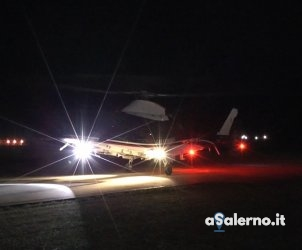 carabinieri elicottero notte