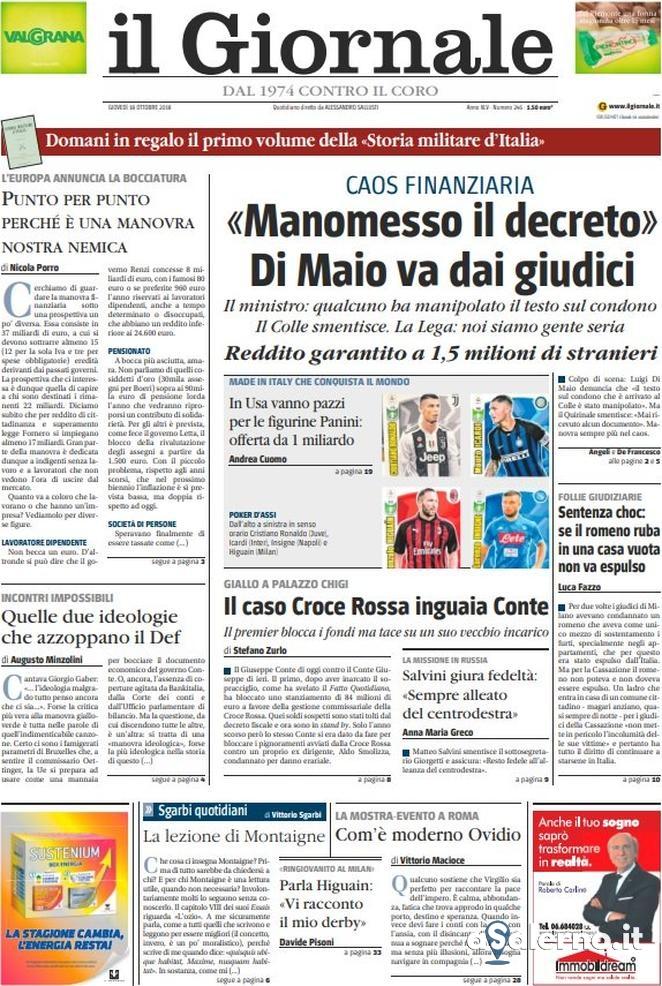 il_giornale-2018-10-18-5bc7f7c0f119e