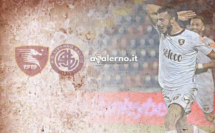 Salernitana-Livorno: Matchday Programme - aSalerno.it