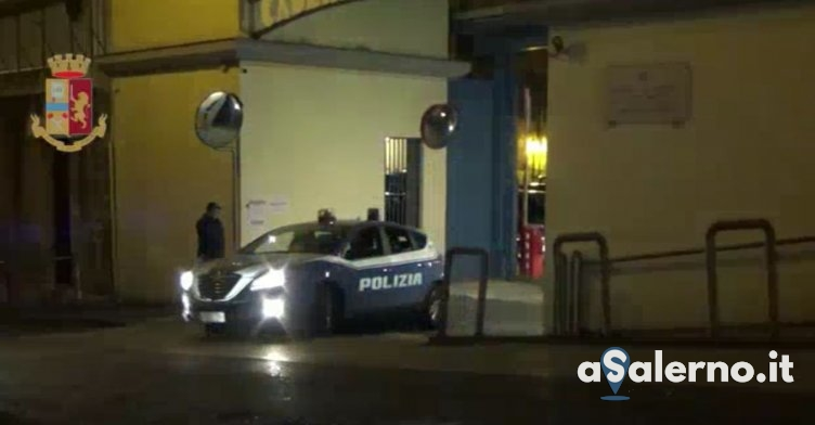 Spacciava crack, arrestato dai falchi a Salerno - aSalerno.it