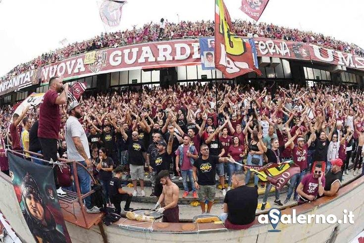 Gli Ultras vincono sempre: avviata raccolta fondi per il Ruggi - aSalerno.it