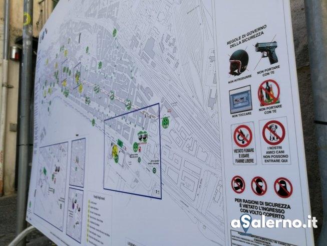 Primo weekend di Luci: ok traffico ma quanti ambulanti e un divieto che fa arrabbiare - aSalerno.it