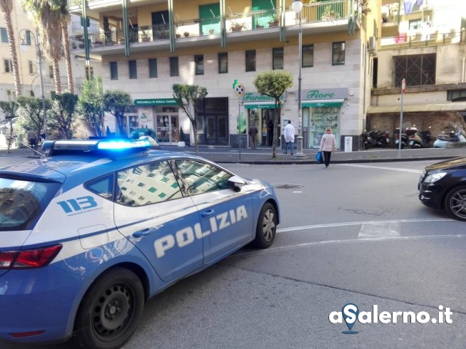Tentato furto sul Carmine, malviventi in fuga: indaga la Polizia - aSalerno.it