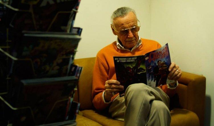 Addio al papà dei supereroi - aSalerno.it