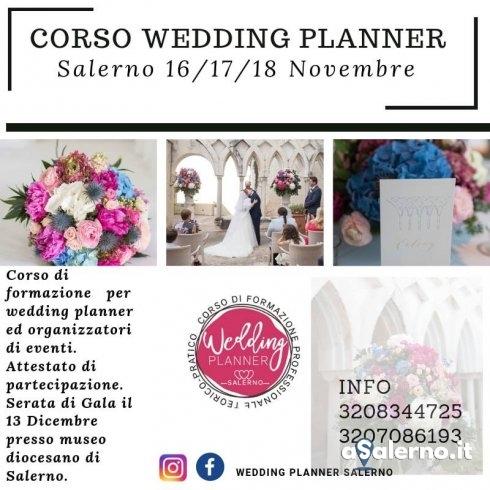 A Salerno il corso di formazione per Wedding Planner - aSalerno.it