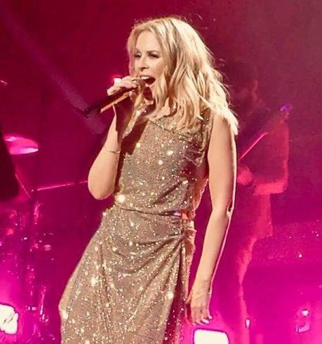 Uno stilista salernitano per il tuor mondiale di Kylie Minogue - aSalerno.it