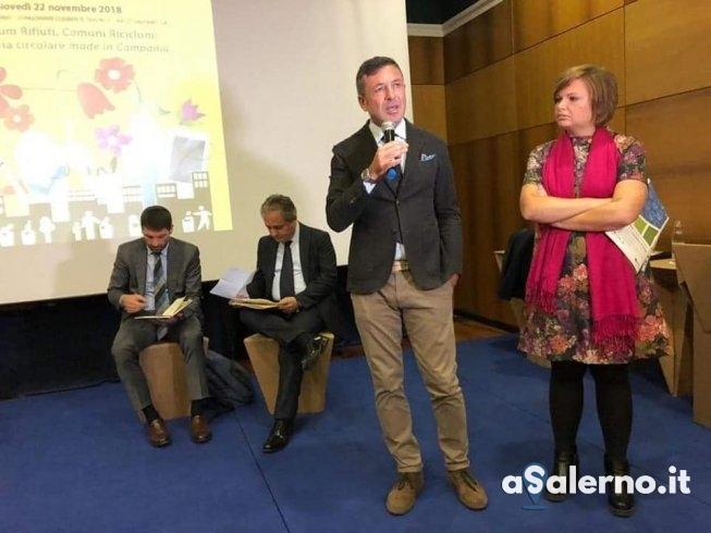 """Comuni Ricicloni d'Italia, Caramanno per Salerno: """"Non siamo stati premiati.. ma lo saremo"""" - aSalerno.it"""
