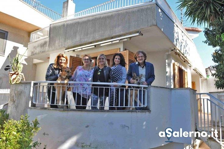 Condivisione, integrazione e futuro, nasce così la Casa di Nelly - aSalerno.it