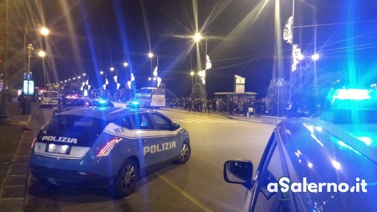 Movida zona orientale: controlli della Polizia sugli addetti alla sicurezza nei locali - aSalerno.it