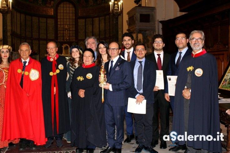 """Al prof Trapanese il premio Internazionale Scuola Medica Salernitana """"Lumen et Magister"""" - aSalerno.it"""
