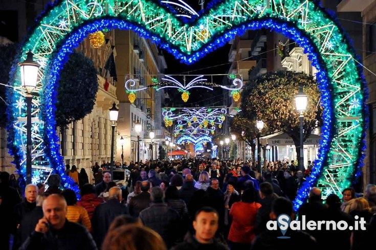 Luci d'Artista, daspo urbano e controlli intensificati a Salerno - aSalerno.it
