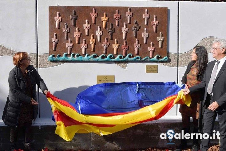 """Salerno """"riabbraccia"""" le 26: nei giardini a La Carnale inaugurata """"Donne spezzate"""" - aSalerno.it"""