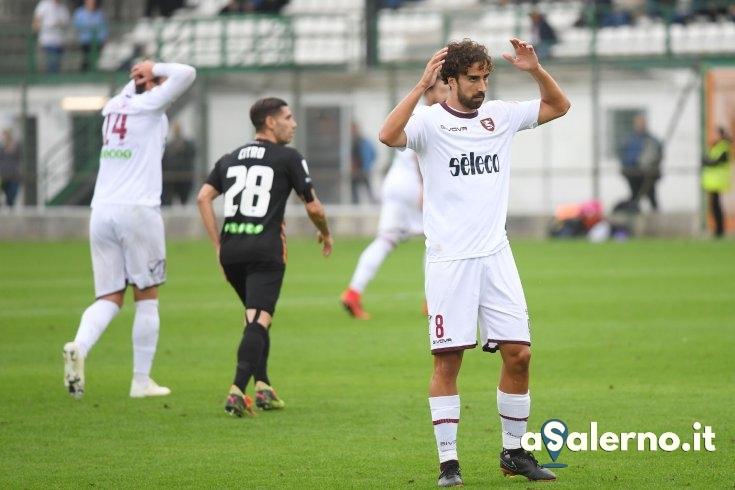 Forfait Di Gennaro, contro lo Spezia non ci saranno neanche Odjer e Akpa - aSalerno.it