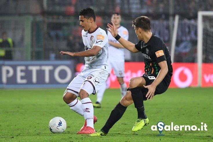 """Più """"samba"""" per la Salernitana, contro lo Spezia Andrè Anderson dal primo minuto? - aSalerno.it"""
