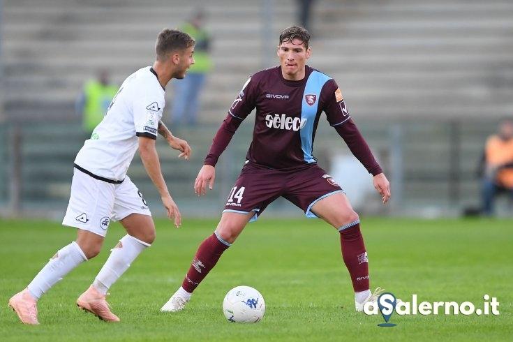 Di Tacchio elogia l'impegno della Salernitana - aSalerno.it