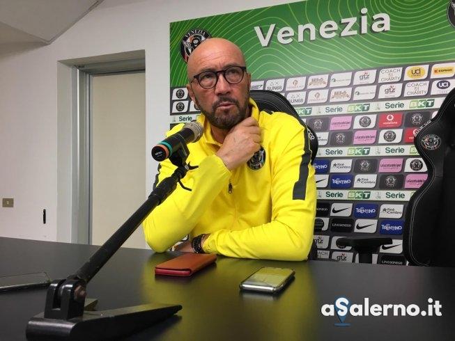 """Zenga felice: """"Abbiamo fatto bene, Salernitana squadra fisicamente fortissima"""" - aSalerno.it"""
