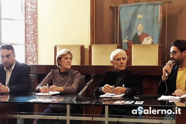 Presentata al comune di Salerno la IV Stagione Mutaverso Teatro - aSalerno.it