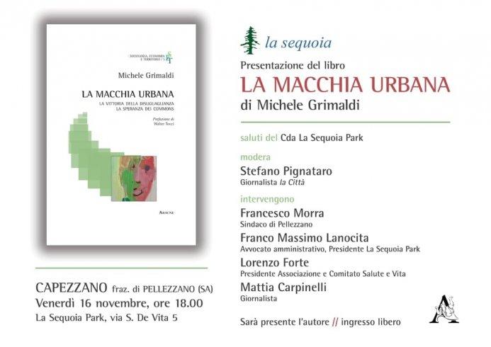 """Il saggio """"La Macchia Urbana"""" presentato a Pellezzano - aSalerno.it"""