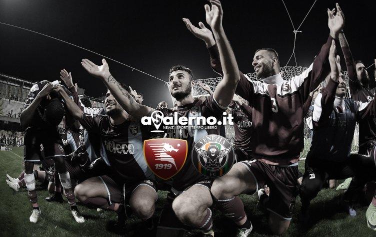 Venezia-Salernitana: Matchday Programme - aSalerno.it