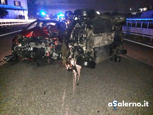 Incidente mortale a Campagna - aSalerno.it