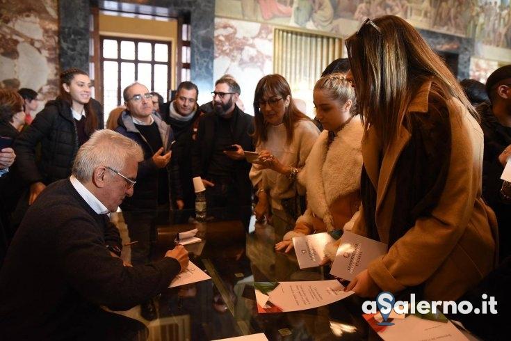 Il Comune festeggia i neomaggiorenni - aSalerno.it