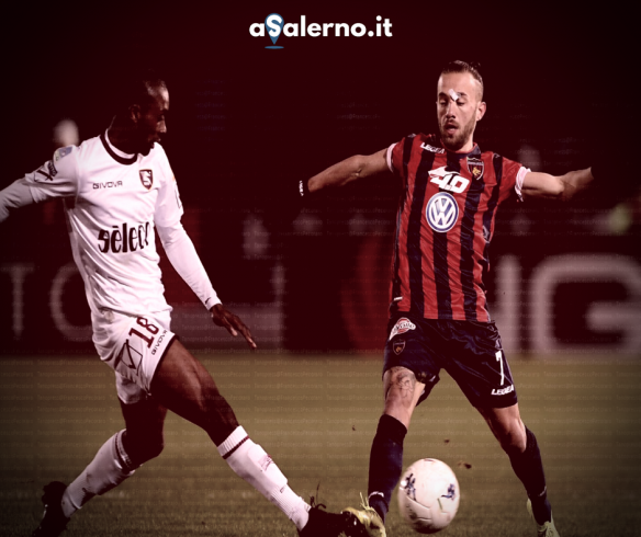 Salernitana-Pescara: Matchday Programme - aSalerno.it