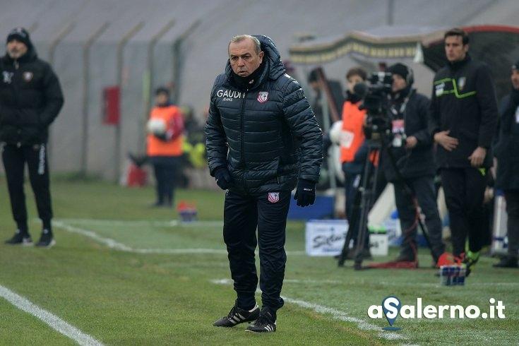 """Castori: """"Venuti a Salerno per non perdere"""" - aSalerno.it"""
