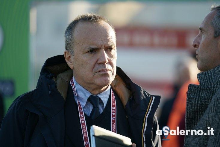 """Serie B, parla Balata: """"Per il calcio servirà un piano Marshall"""" - aSalerno.it"""