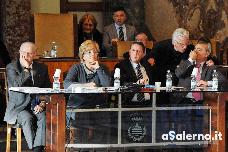 Assestamento di bilancio a Palazzo di Città - aSalerno.it